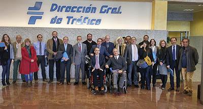 Portal de la fundaci n cnae la dgt colaborar con las asociaciones de v ctimas de tr fico - Jefatura trafico zaragoza ...
